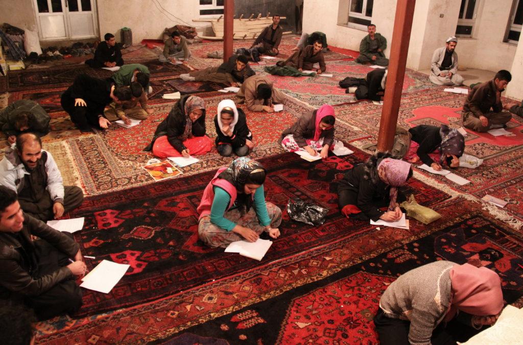 Kurdischer Sprachkurs, Iran